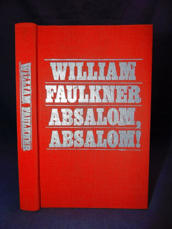 a review of the novel absalom absalom by william faulkner