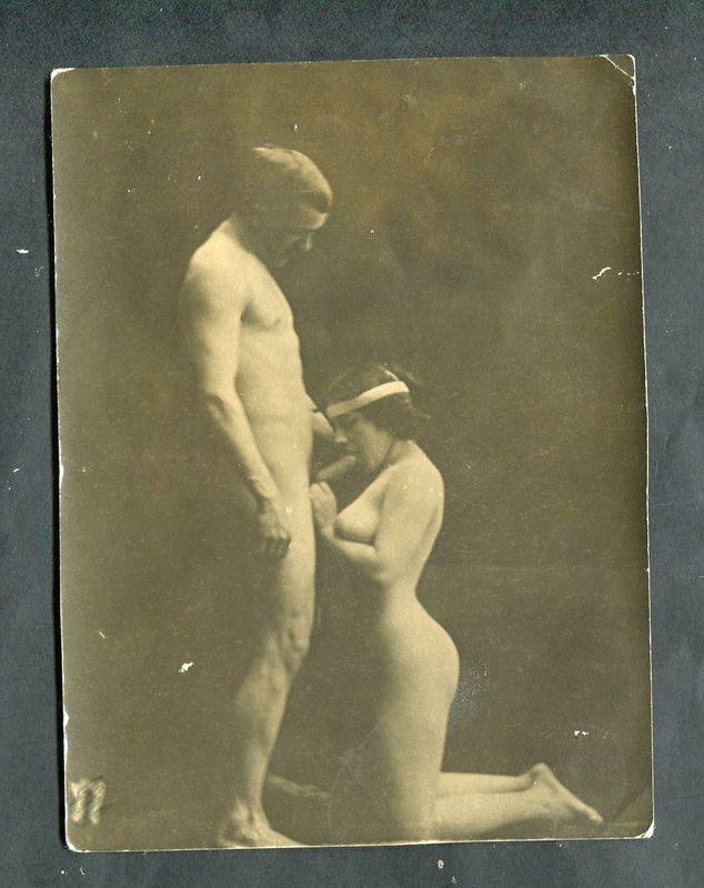 Порно открытка