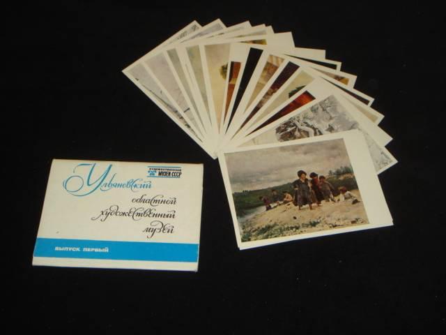 Бизнес продаж открыток