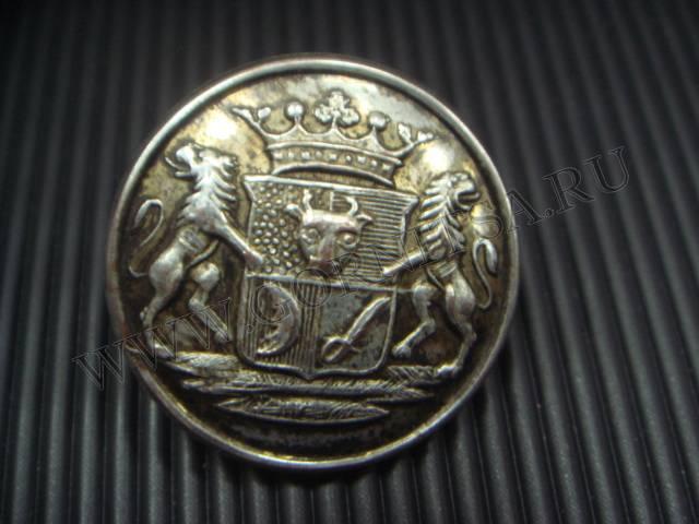 пуговицы с гербом